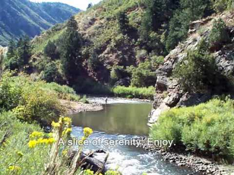 Still fishing waterton youtube for Waterton canyon fishing report