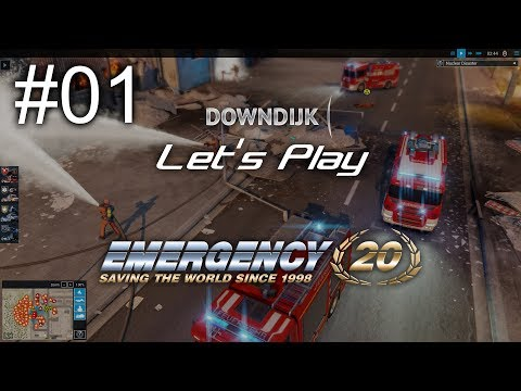 Let's Play Emergency 20 - Starting with the Campaign #1