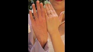 長男が表参道で結婚式を挙げました♪