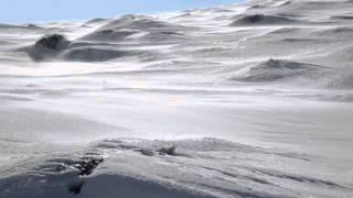 Calmsound Antarctic Wind 10 Hour Katabatic Wind Sounds for