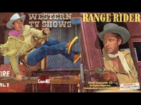 Download Range Rider | 1953 | Season 3 | Episode 25 | Outlaw Territory | Jock Mahoney | Dickie Jones