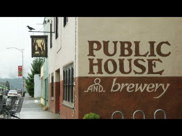 An Authentic English Public House in America