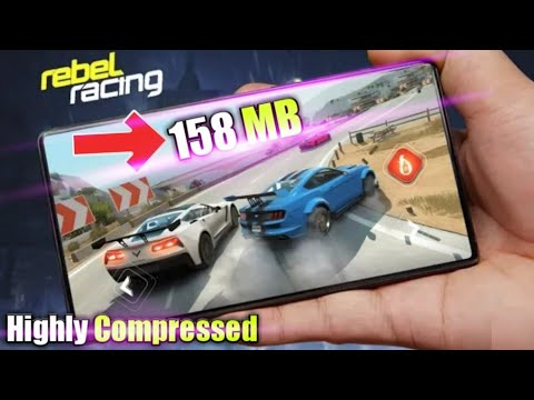 [158 MB] Rebel Racing Highly Compressed (APK+OBB) For Android [Super Graphics]