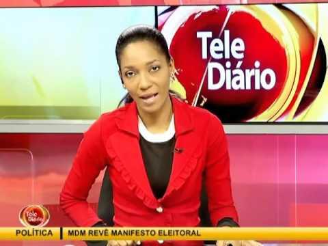 Sara de Almeida FBM busca experiência em Luanda