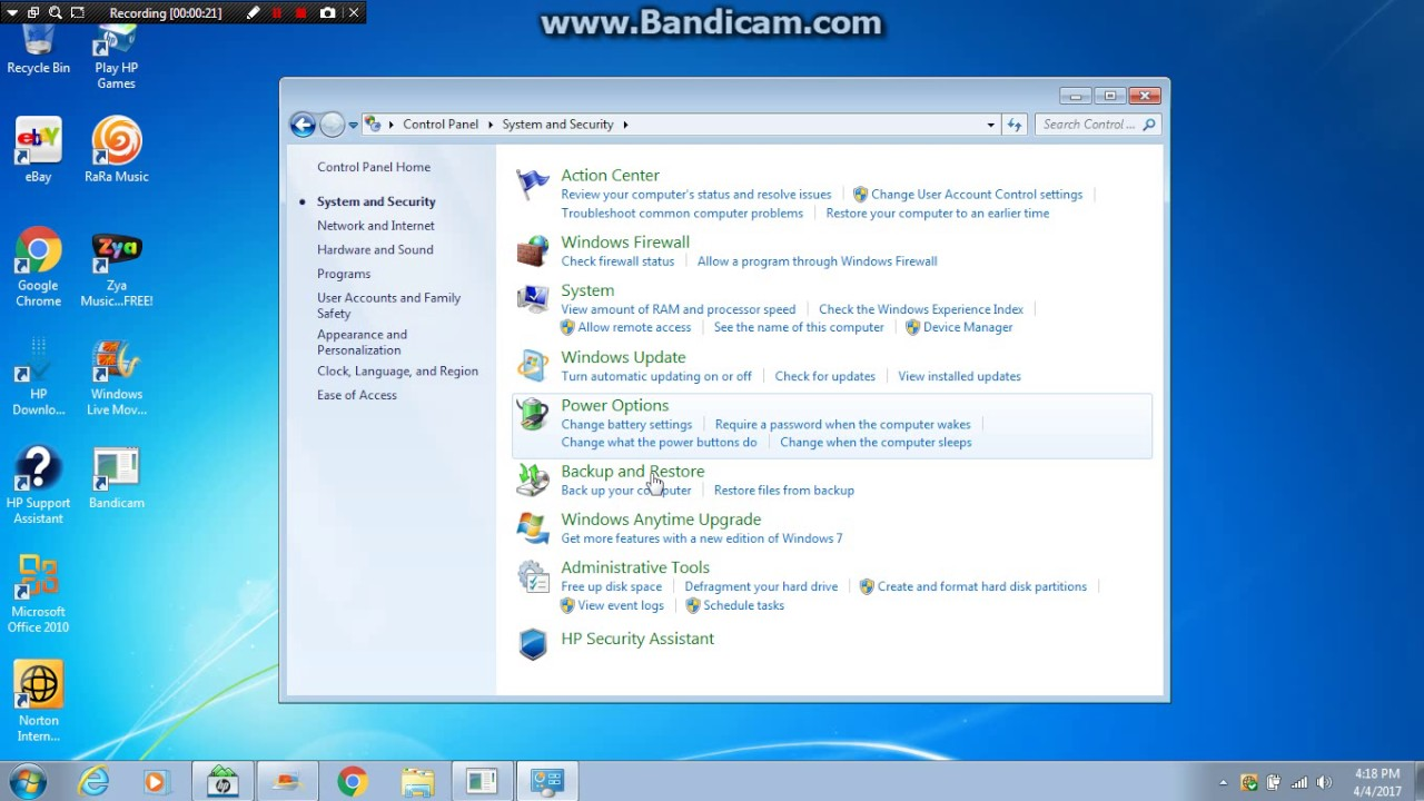 how to factory reset your windows 7 pc