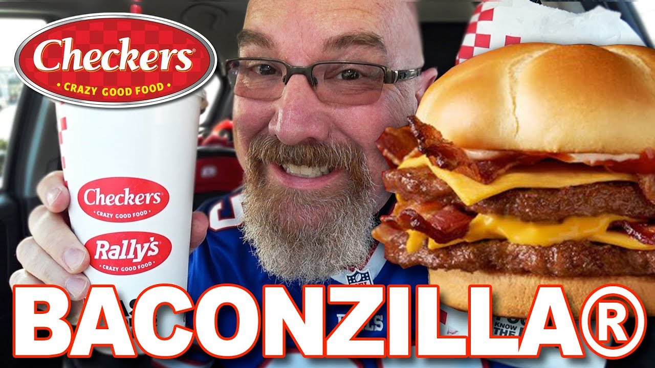 ???????????? BACONZILLA!® Combo Meal from Checkers