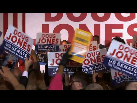Associated Press Alabama Senate Race Analysis