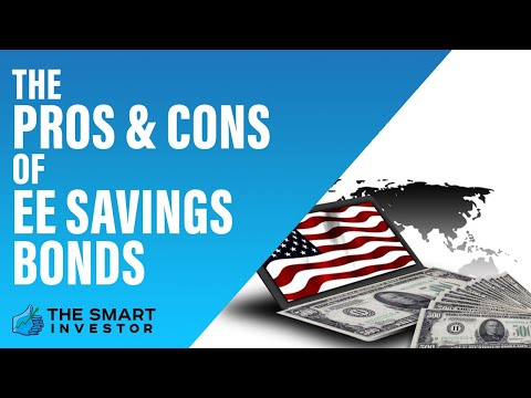 The Pros & Cons Of EE Savings Bonds
