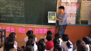 Shared Reading in Cambodia