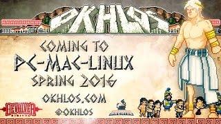 Okhlos - Gameplay Trailer