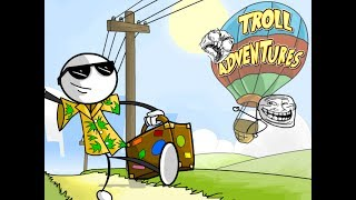 Troll Adventures Walkthrough: 1-24 Full Levels + Bonus Level