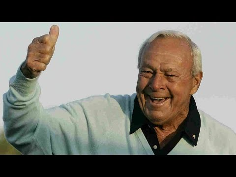 Golfer Arnold Palmer, Who Gave New Life To A Staid Game, Dies At 87
