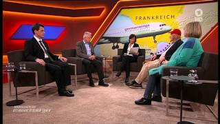 Maischberger | 24.03.2015 | Germanwings 4U-9525 Airbus-Absturz in Frankreich [HD]
