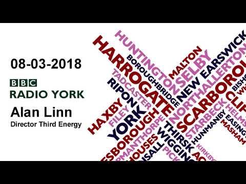 Radio York 08-03-18 Alan Linn