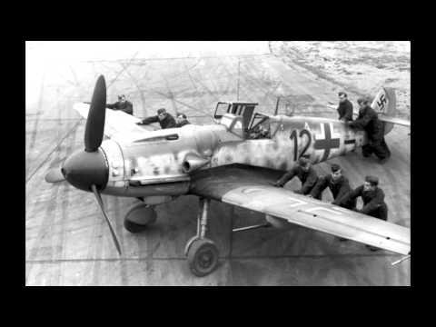 WW2 Bf-109