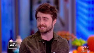 Daniel Radcliffe on 'Harry Potter' super fans and his new play