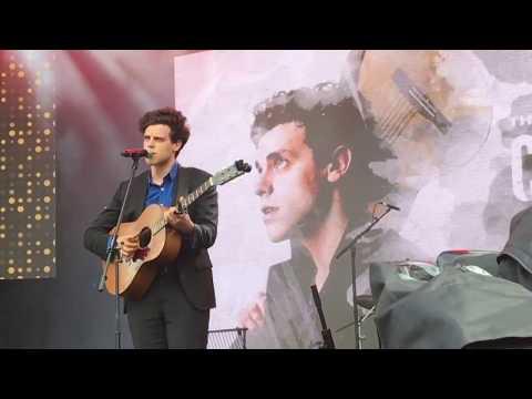 Charlie Fink | Cover My Tracks | West End Live 24/6/17 | 4K