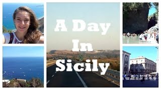 A Day in Sicily | Vlog Thumbnail