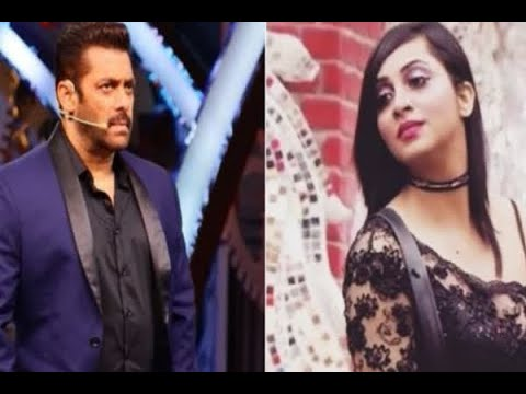 In Graphics:  Arshi khan wants to do romantic kissing scene with bollywood star Salman kha