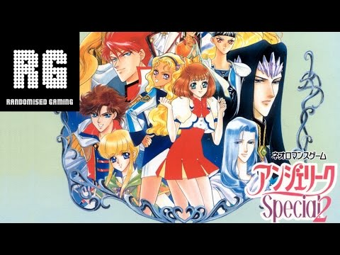 Angelique Special 2 - Sega Saturn - First section playthrough (with commentary) [720p]