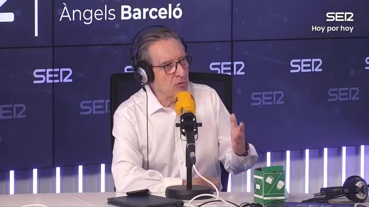"""Iñaki Gabilondo estalla contra Aznar y el PP: """"Su hipocresía me parece lamentable"""""""