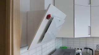 видео Воздуховод для вытяжки на кухне