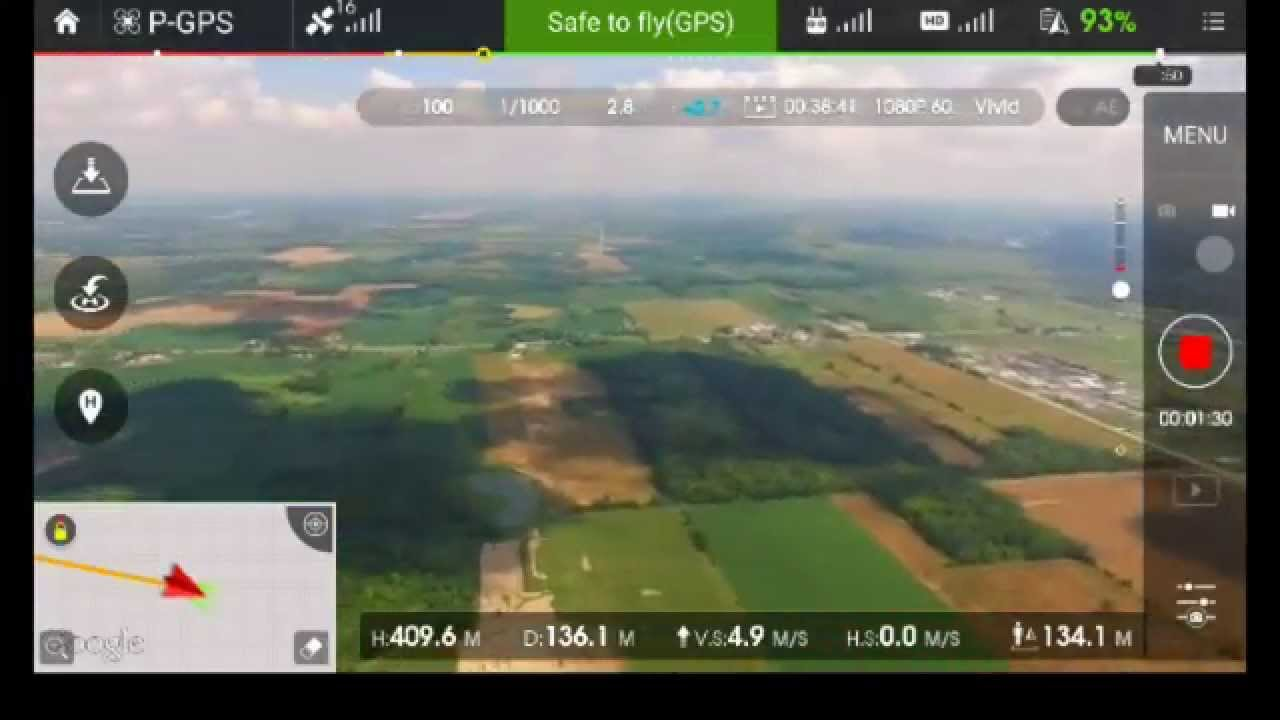 How To Bypass Max Height Phantom 3 Go Over 500 Meters