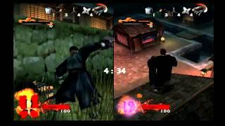 TENCHU 3 REDAX: Rikimaru/Ayame (Armor suits) and Fake Onikage
