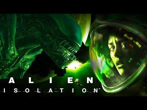 Alien: Isolation  Horror  Стрим #01