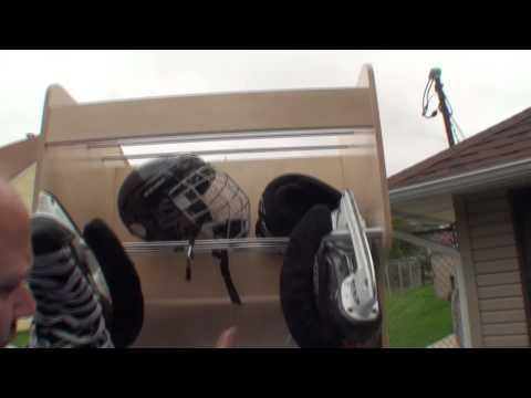 Pro Locker Review: Hockey Equipment Storage And Drying