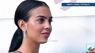 Georgina Rodríguez defiende a su novio Cristiano Ronaldo usando mensaje del Papa