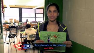 LPS  Acceleration Academy for April 2016