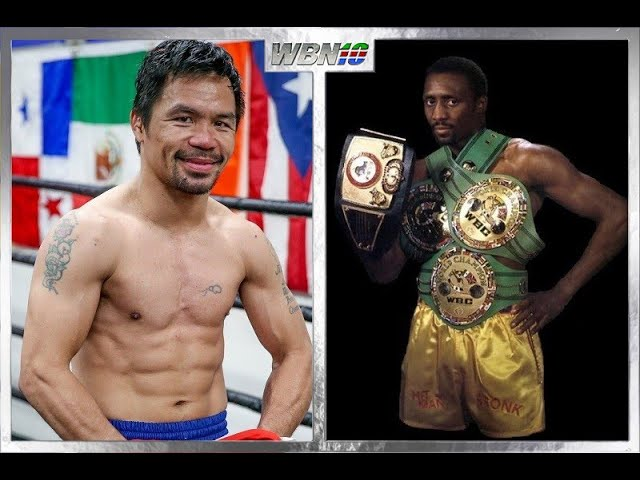 Thomas HEARNS says I LOVE YOU Manny PACQUIAO. Just KEEP what you are DOING!!!