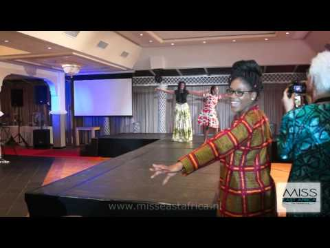 Talentronde - Miss East Africa The Netherlands #misseastafrica