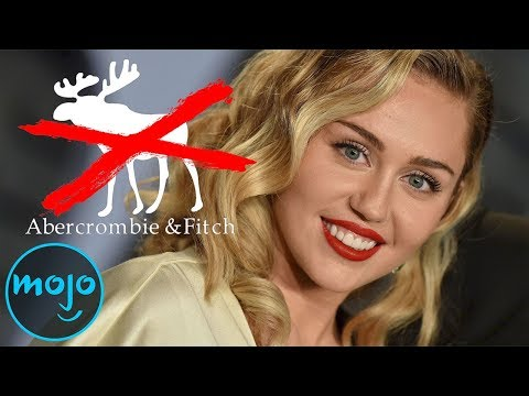 See the Top 10 Celebrity Boycotts of All Time!