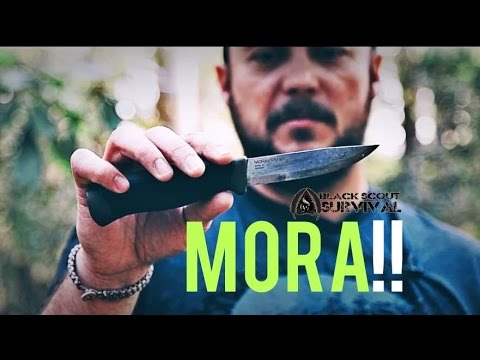 Is the Mora a Good Knife?? MORA HD Knife Review