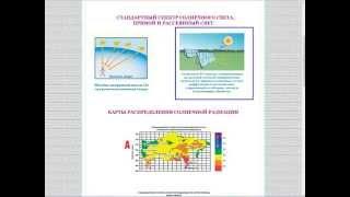 Солнечная радиация(, 2014-08-30T12:21:36.000Z)