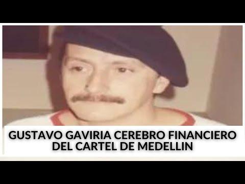 Gustavo Gaviria considerado el cerebro financiero de Medellin.