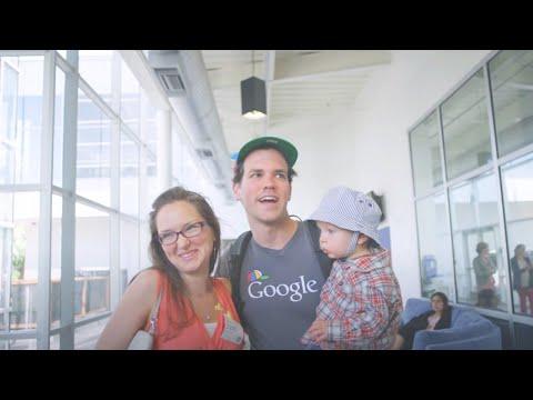 Google interns' first week