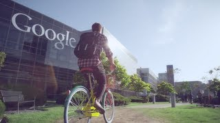 Repeat youtube video Google interns' first week