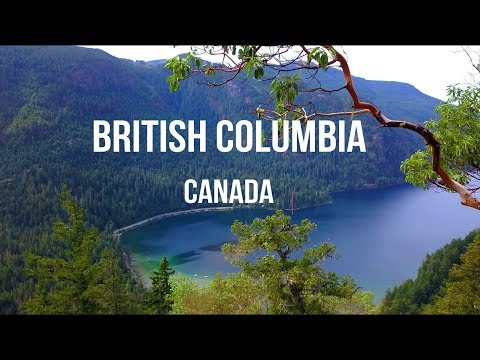 British Columbia by Drone