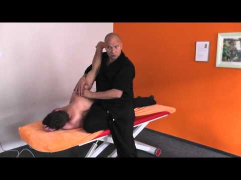 Manual strategy for the treatment of shoulder impingement syndrome by Ulf Pape/ look subtitles