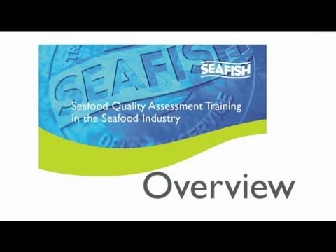 Seafood Quality Assessment Systems: Introduction | 01