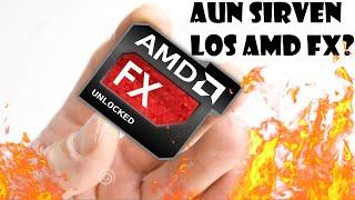 FX 8120?? Aun es bueno un AMD FX?