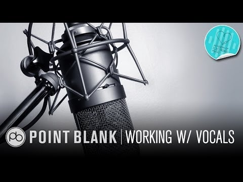 Electronic Music Composition #7: Working with a Vocalist
