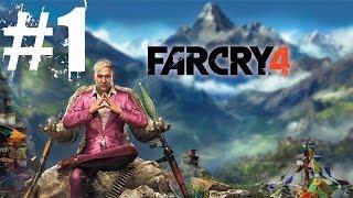 Far Cry 4 Walkthrough Part 1 No Commentary HD