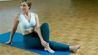 Yoga para principiantes - Posturas para un vuelo largo