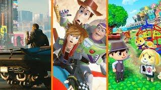 Cyberpunk 2077 Not Afraid of Politics + How Long is Kingdom Hearts 3? + Animal Crossing Lead Quits