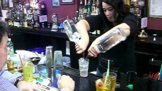Bartending school exam