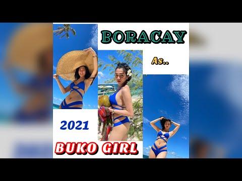 BORACAY EXPERIENCE 2021 (as buko girl)
